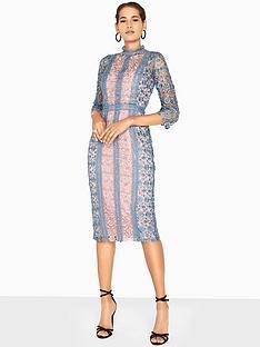 little-mistress-crochet-midi-dress-aqua