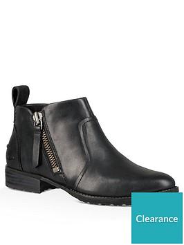 ugg-aureo-ankle-boots-black
