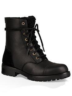 ugg-kilmer-exposed-fur-ankle-boot-black