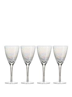 set-of-4-iridescent-wine-glasses
