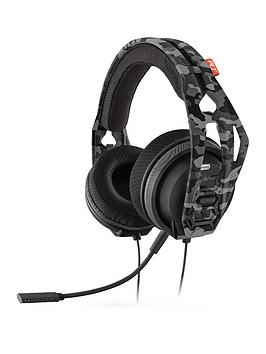 RIG 400HX Camo Stereo Gaming Headset for Xbox One