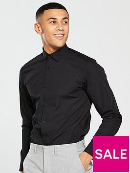v-by-very-long-sleeved-easycare-shirt