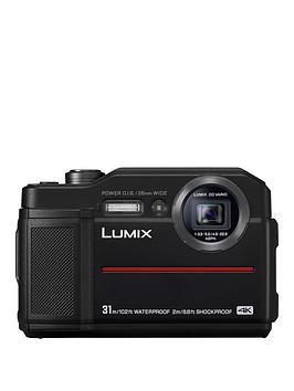 panasonic-lumix-dc-ft7eb-k-waterproof-camera-black