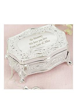 personalised-antique-trinket-box
