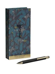 ted-baker-touch-screen-pen-black-brogue-monkian