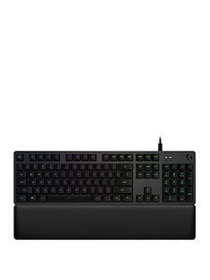 logitech-g513-mechanical-gaming-keyboard