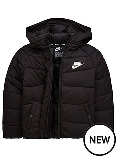 fcf0a3b0fde Nike Younger Boys Nsw Filled Jacket