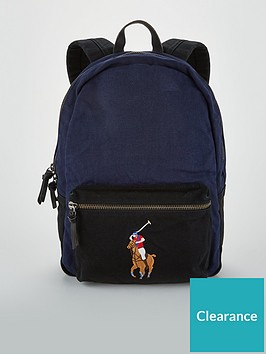 f94bb6e9 Polo Ralph Lauren Pp Backpack | littlewoodsireland.ie