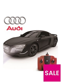 124-scale-audi-r8-gt-limited-edition-black-24ghz-remote-control-car