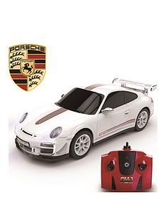 124-scale-porsche-911-white-24ghz-remote-control-car