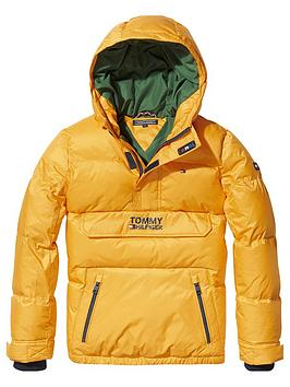 tommy-hilfiger-boys-padded-pop-over-jacket-yellow