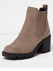 new concept marketable quality products 8 | Ankle Boots | Beige | Boots | Shoes & boots | Women ...