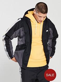 ellesse-mannio-hooded-track-jacket-blackgrey