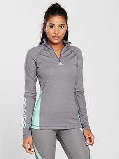 adidas-training-linear-14-zip-greynbsp