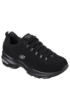 skechers-dlite-ultra-reverie-trainer-black