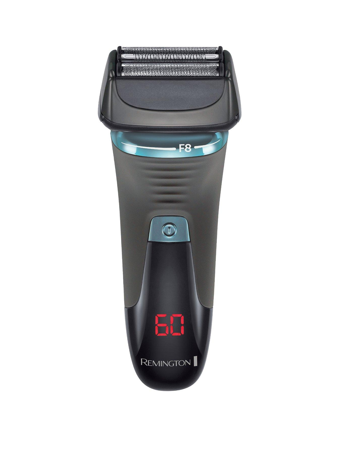 REMINGTON bkt4000 Smooth /& Silky Cordless Wet /& Dry Trimmer BIANCO-NUOVO