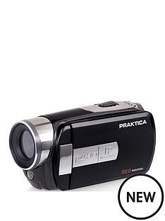 praktica-praktica-z160ir-camcorder-infra-red-16x-digital-zoom-fhd-wifi-app-control-black
