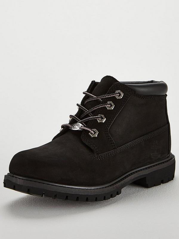 encerrar Y frase  Timberland Nellie Chukka Double Ankle Boots - Black | littlewoodsireland.ie