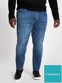 river-island-big-tall-slim-jean