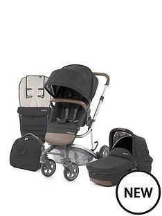 hybrid-hybrid-4-piece-bundle-edge-stroller-carrycot-changing-bag-amp-footmuff