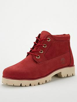 timberland-heritage-lite-nellie-ankle-boot-red