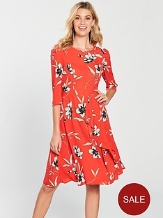 v-by-very-printed-midi-dress-floral