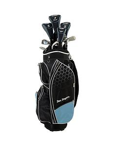 ben-sayers-m8-package-set-sky-blue-cart-bag-youthsladies-right-hand