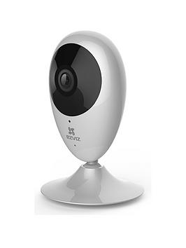 ezviz-mini-o-plus-1080pnbspindoor-wi-fi-camera-works-with-alexanbspand-google-home-assistant
