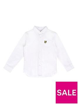 lyle-scott-boys-oxford-long-sleeve-shirt