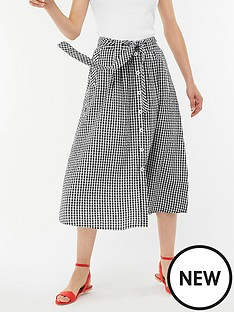 monsoon-dolly-gingham-skirt-monochromenbsp