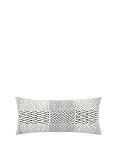 monsoon-monochrome-geometric-cushion