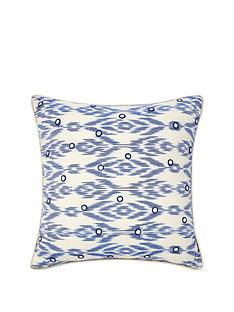 monsoon-ikat-mirror-cushion