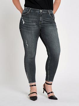 Cheap Real Eastbay Jeans Regular Ri  RI Alannah Plus Blue Dark Leg Plus Cheap Sale Cheap Ujdsvzek