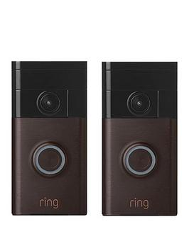 ring-video-doorbell-1-venetian-bronze-twin-pack