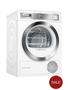 bosch-serie-8-wtyh6791gbnbsp9kgnbspself-cleaning-condensertrade-tumble-dryer-with-heat-pump-technology-white