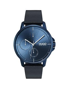 hugo-hugo-focus-blue-multi-dial-watch-with-blue-leather-strap