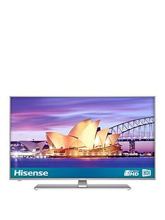 Hisense H55a6550uk K Uhd Certified Hdr Freeview Play Smart Tv
