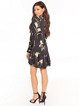 Sunshine Woven Smock Sistaglam Fluted Black Dress Printed Jessica  Hem Loves Discount Low Price Discount Free Shipping Free Shipping Huge Surprise od5sZ50x