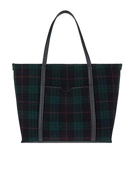 accessorize-check-tote-bag-multi