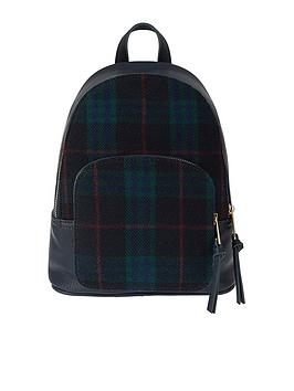Accessorize Theo Backpack Midi nbsp Multi Check  Best Supplier Outlet Footlocker Finishline Discount Cheap Online iMJbJX