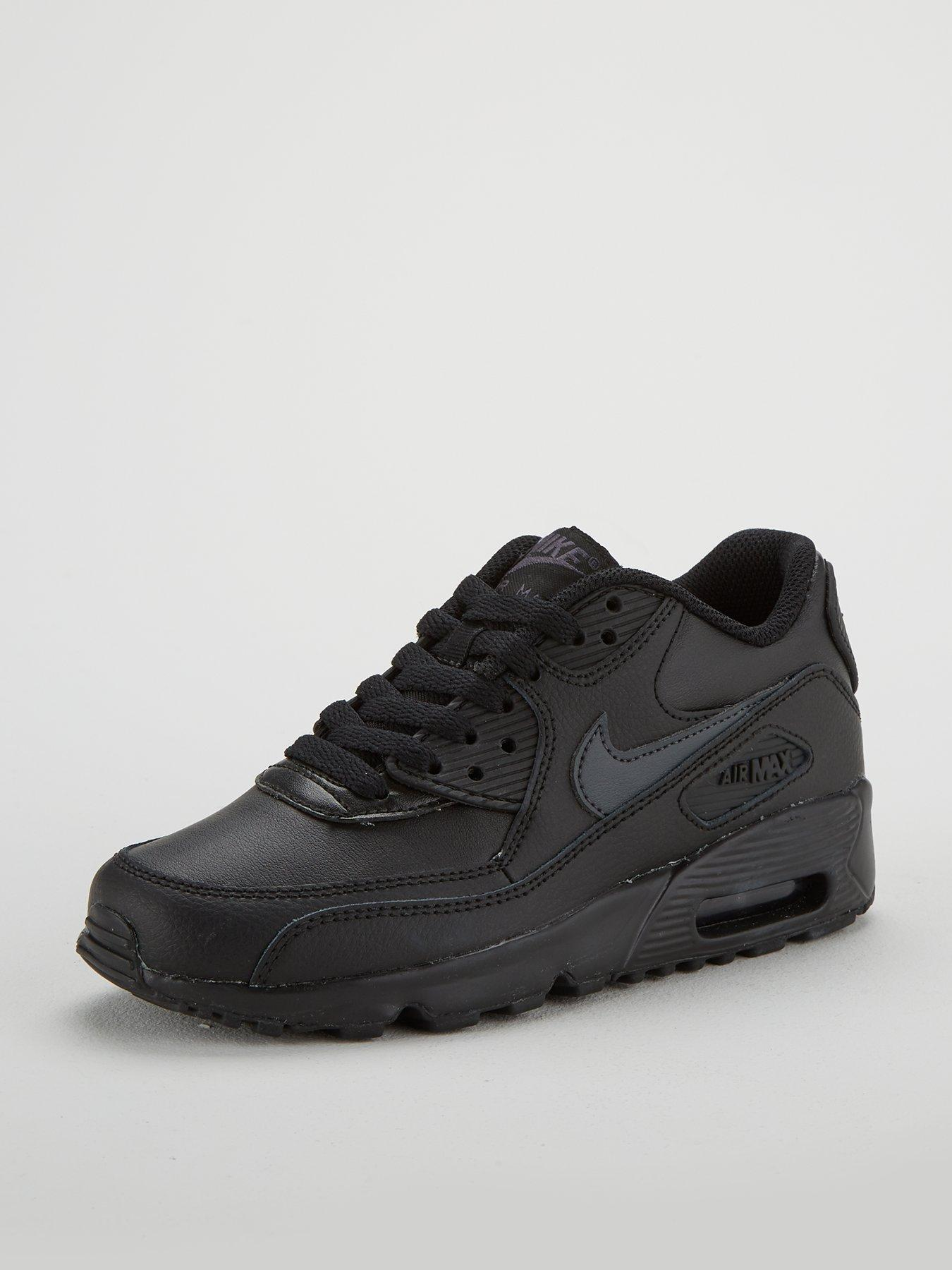 online retailer aaaef 92c3d ... discount code for nike junior air max 90 ltr black grey 1d71d 41816