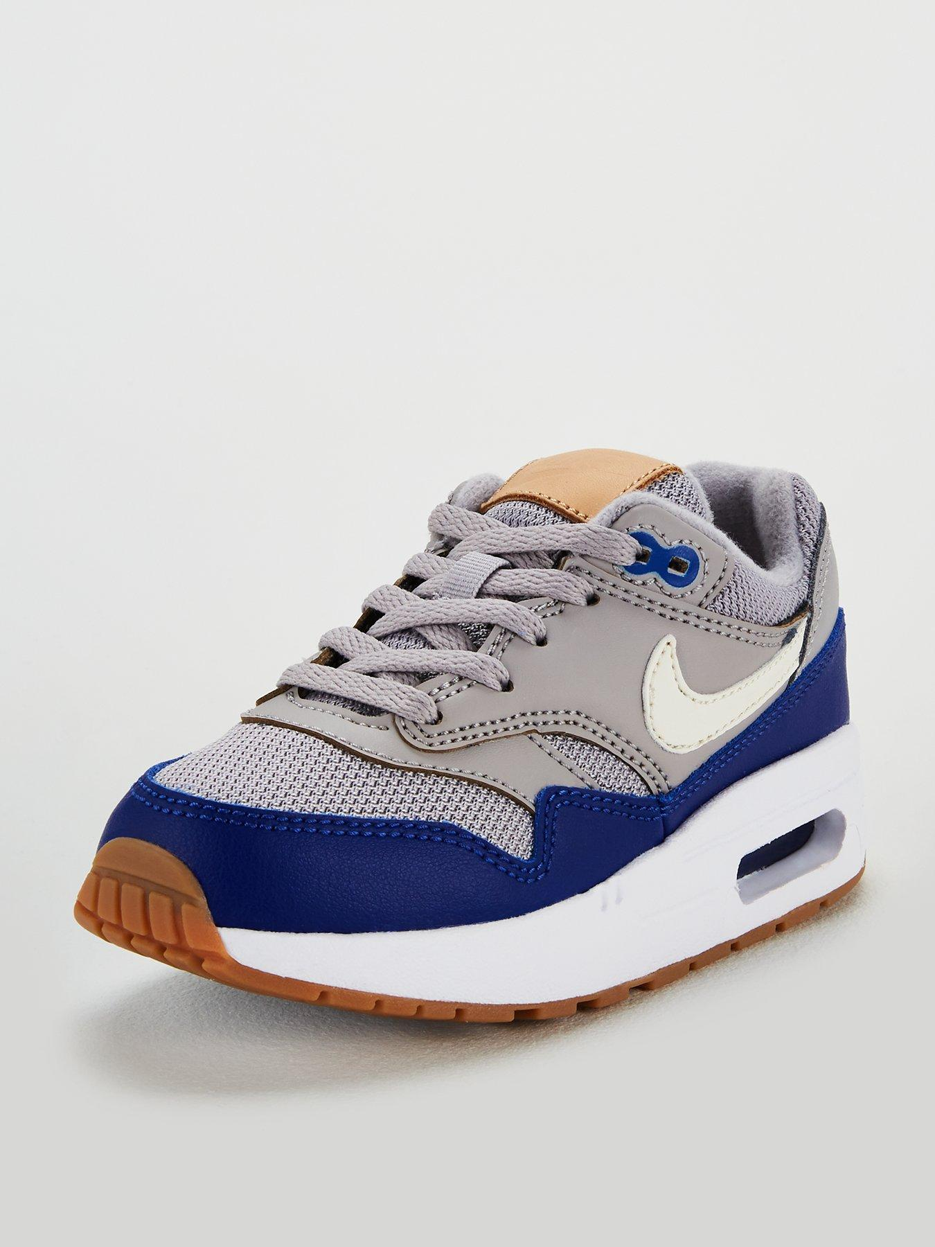 nike air max 1 se trainers