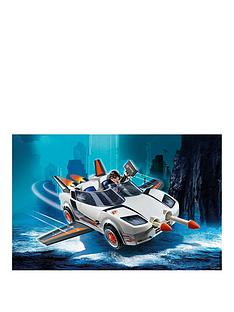 playmobil-9252-top-agents-agent-p-with-racer-with-firing-weapons