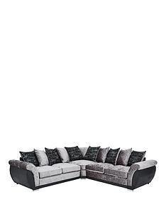 alexa-fabric-and-faux-leather-scatter-back-corner-group-sofa