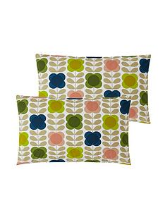 orla-kiely-house-summer-flower-stem-100-cotton-housewife-pillowcases-pair
