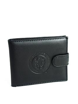 a512914a6 Official Football Leather Wallet with Embossed Crest - Liverpool ...