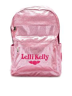 lelli-kelly-girls-glitter-backpack-pink
