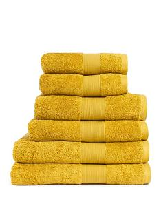 everyday-collection-egyptian-cotton-650gsm-towel-range-ndash-mustard