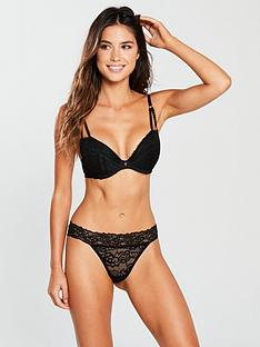 ann-summers-sexy-lace-2-plunge-bra-black