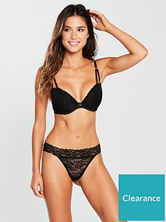ann-summers-sexy-lacenbspdemi-thong-black